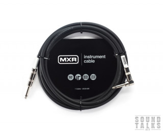 Dunlop DCIS10R MXR STANDARD INSTRUMENT CABLE 10ft