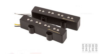 Fender VINTAGE NOISELESS JAZZ BASS PICKUPS