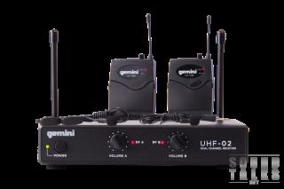 Gemini UHF-02HL/M