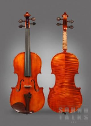 Akord Kvint Jan Fronk Nr 1/19 Stradivari Model Viola