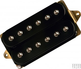 DIMARZIO The Humbucker From Hell F-spaced DP156F BK