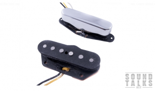 Fender CUSTOM SHOP TWISTED TELE PICKUPS