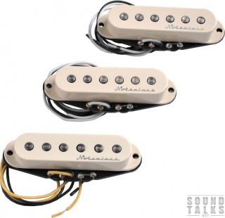 Fender PICKUPS HOT NOISELESS