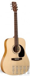 ART&LUTHERIE Spruce Burgundy QI