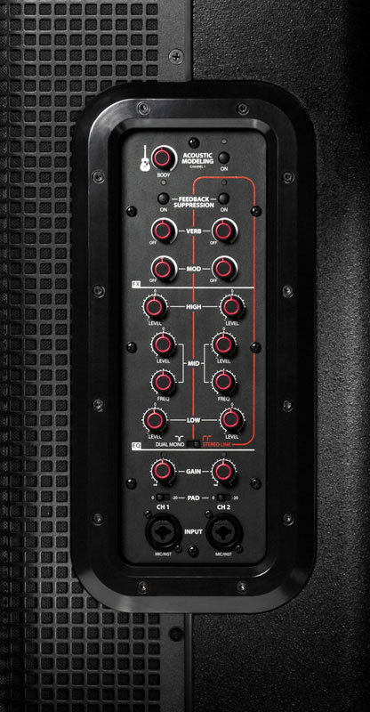 Колонка Line 6 StageSource L3t