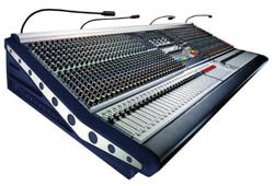 Микшер Soundcraft MH2